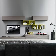 bespoke tv units wall storage systems my italian living ltd modern low media unit composition 10 bespoke wall storage