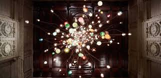 founded in 2005 in vancouver canada by randy bi and omer arbel lighting design brand bocci produces veritable light sculptures that derive from a