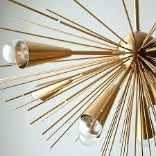 sputnik chandelier gold gold sputnik chandelier uk