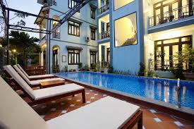the swimming pool at or close to magnolia garden villa
