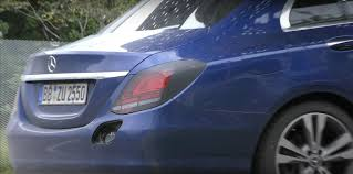 mercedes benz b klasse 2018. delighful benz 2018 mercedesbenz cclass facelift spied as plugin hybrid on mercedes benz b klasse