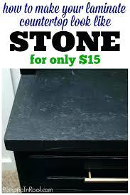 make countertop look like granite making concrete