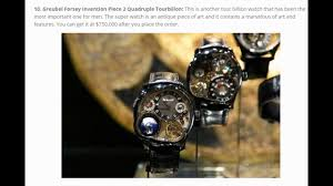 10 most expensive watches for men in the world 2016 10 most expensive watches for men in the world 2016