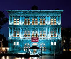 building facade lighting. Italia-Venezia-Casinò-05 Building Facade Lighting