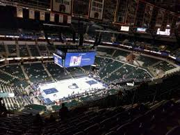 Bankers Life Fieldhouse Section 211 Home Of Indiana
