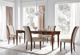 est cream leather dining room chairs chairs seating