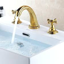 3 hole bathroom sink faucet. joyous gold bathroom sink modern 3 hole widespread faucet basin tap free shipping w