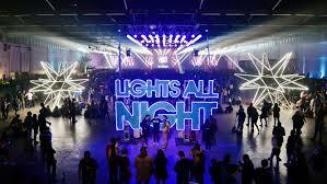Dallas Lighting Market 2019 Dallas Biggest Electronic Music Festival Lights All Night