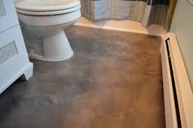 tiling over existing tile floor elegant concrete flooring over existing porcelain tile concrete sink