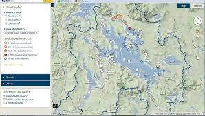 Water Quality Data For Lake Winnipesaukee Now Online Nh