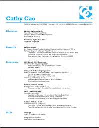 Resume Format Font Size Resume Vitae Sample Resume Format Font Size