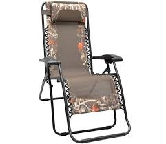 caravan canopy zero gravity lounge chair folding and reclining camp chair