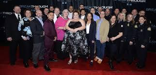 Roxann Dawson, John Smith, Joyce Smith, Chrissy Metz - John Smith and Joyce  Smith Photos - 'Breakthrough' St. Louis Dedication Ceremony And Premiere -  Zimbio