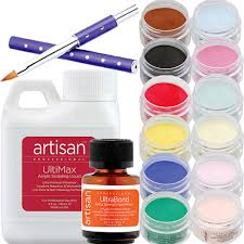 artisan acrylic nail kit 15 pcs best