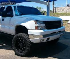 2005 Chevrolet Silverado 2500 Hd Fuel Krank Rough Country ...