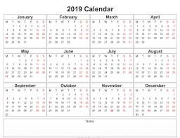 Choose from over a hundred free powerpoint, word, and excel calendars for personal, school, or business. Pin On 2019 Calendars