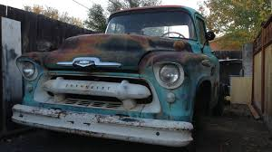 Peter Loeffelbein's 1957 Chevy 6500 | LMC Truck Life