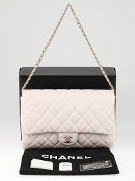 Chanel Light Pink Quilted Lambskin Leather Chain Flap Clutch Bag ... & ... Chanel Light Pink Quilted Lambskin Leather Chain Flap Clutch Bag Adamdwight.com