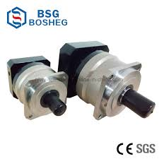 low backlash customized planetary sd gearbox for servo motors and stepper motor asgb 120