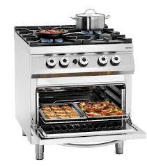 gas kitchen stove. Wonderful Gas 2952171 Bartscher 4pits Gasfornuis  Gas Oven For Gas Kitchen Stove