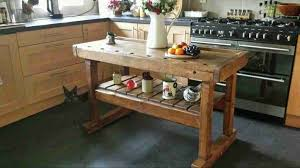 kitchen work bench table on kitchen inside rustic kitchen island butchers block antique workbench prep table