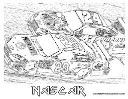 Small Picture nascar coloring pages Free NASCAR Coloring Pages The Sports