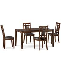 Delran 5Piece Dining Room Furniture Set Created for Macyu0027s
