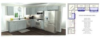 10 By 10 Kitchen Cabinets What Is A 10x10 Kitchen Cabinetscom