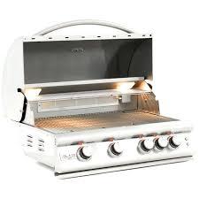 built in natural gas grills blaze marine grade inch 4 burner grill weber best 2018 bbq