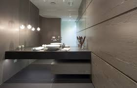 Bathroom Modern Lighting With Two Simple Ideas Over Mirror Fixtures