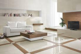 Picture Of Floor Tiles Design For Living Room