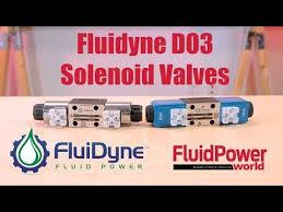 <b>Solenoid</b>-<b>operated hydraulic</b> valves for fluid <b>control</b> - YouTube