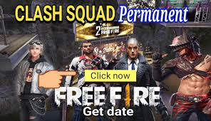 Free fire is the ultimate survival shooter game available on mobile. New Permanent Clash Squad Mode In Garena Free Fire Team2earn Store