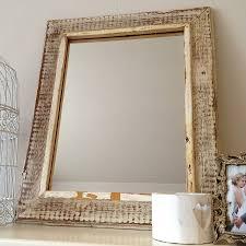 rustic wood mirror frame. Brilliant Frame Rustic Wood Mirrors Photo  2 On Rustic Wood Mirror Frame