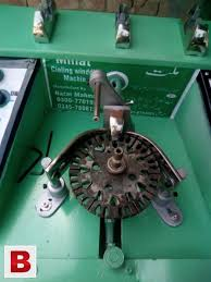 pictures of ceiling fan winding machine with auto and manual technology