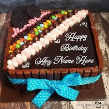 100 Birthday Cake For Boys With Name Photo