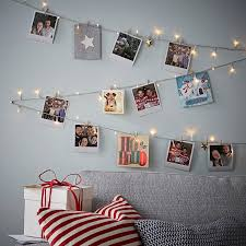 who says cards are a thing of the past display yours in style with our fairy light wall add some polaroid pictures of you and your guests for a