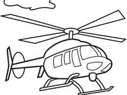 Small Picture Coloring Page Helicopter Coloring Pages At Property Gallery