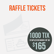 images of raffle tickets easy2print raffle ticket printing australia