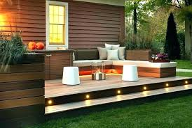 deck and patio designs ideas impressive backyard decoration in wood simple with wooden idea