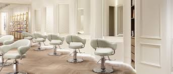 The Tribeca Salon That AListers Call Home Nexxus Inspiration Home Salon Furniture