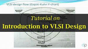 Y Chart In Vlsi Design Tutorial On Introduction To Vlsi Design Vlsi Design Basic