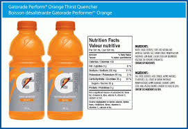 how to lose weight fast in 5 simple steps gatorade nutrition facts in gatorade food label