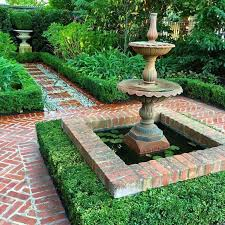 front yard fountains 5 essentials needed to create a formal garden