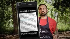 Rubio cacciato da Discovery? Lo chef racconta tutto nelle sue stories  Instagram - Open