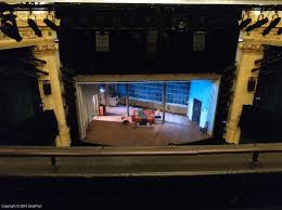 Hudson Theatre Seating Chart Hudson Theatre Balcony View From Seat Best Seat Tips New