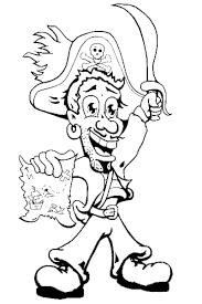 Disegno Di Pirata Da Colorare Per Bambini Disegnidacolorareonlinecom