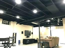 best basement lighting. Basement Lighting Design Lights Interesting Light Fixtures Cool Inspiration Ceiling With Best Exposed E