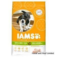 Iams Puppy Junior Small Medium Breed 1kg Dog Food Dog