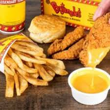 Going to dine at bojangle's? Never Been To Bojangles Start Here 4 Pc Supreme Dinner Seasoned Fries Free Iced Tea Picture Of Bojangles Florence Tripadvisor